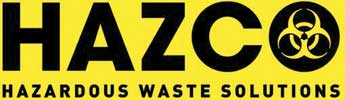 Hazardous Waste Collection & Disposal by Hazco Waste