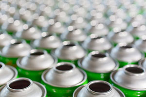 disposal of aerosol cans